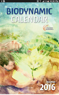 Biodynamic Calendar- screenshot thumbnail
