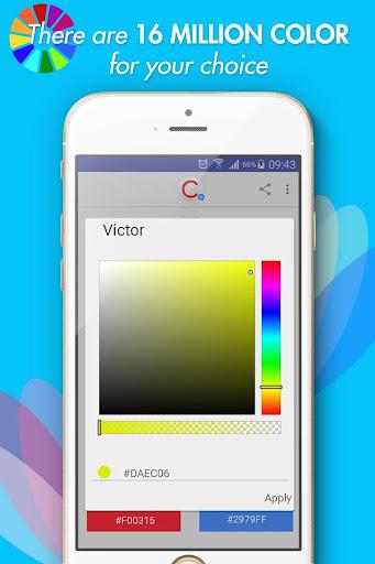 CCMessenger - Color & Emoji for Messenger 3.0 screenshots 2