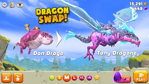 Hungry Dragon 2.8 screenshots 1