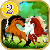 🐎 Free spirit horse 2: the 5 worlds adventure 🐎