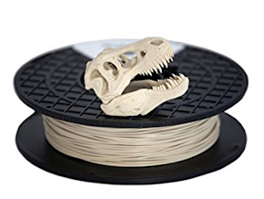 MadeSolid Almond PET+ Filament - 3.00mm (1lb)