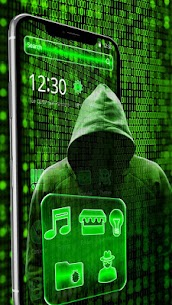 Secret Hacker Theme App Latest Version  Download For Android 9