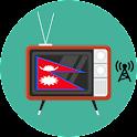 Nepal Canales de TV icon