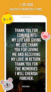 Thank You Quotes Messages Cards Images Programu Zilizo Kwenye