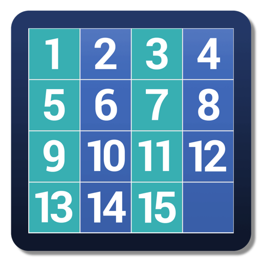 Fifteen Puzzle file APK Free for PC, smart TV Download