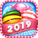 Candy Charming - 2019 Match 3 Puzzle Free Games 7.7.3051