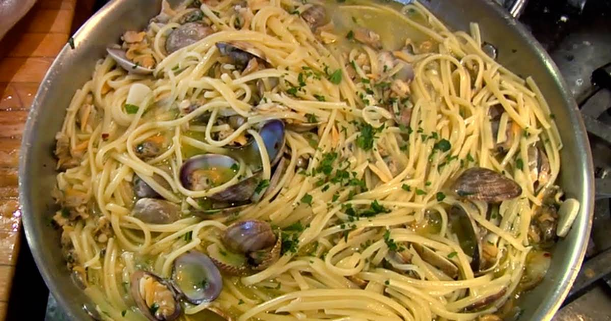 10 Best White Clam Sauce Recipes with Fresh Clams
