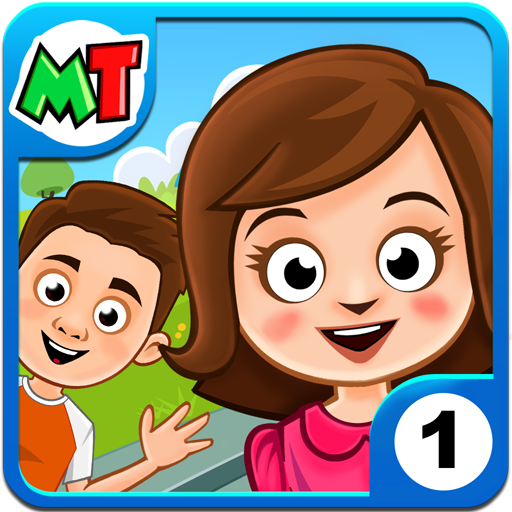 My Town : Home Dollhouse app (apk) free download for Android/PC/Windows