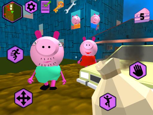 Piggy Neighbor. Family Escape Obby House 3D 1.7 screenshots 9