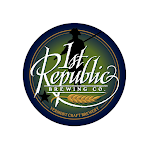Logo for 1st Republic Brewing Co.