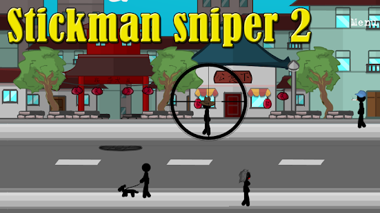 Stickman Sniper 2- screenshot thumbnail
