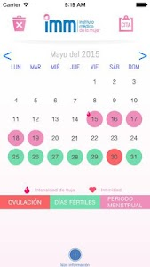 IMM Calendario screenshot 3