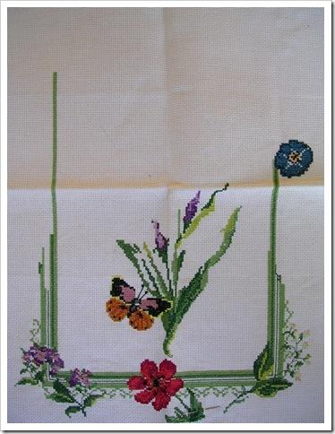 Iris botanical