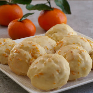 Orange Ricotta Cookies Recipe