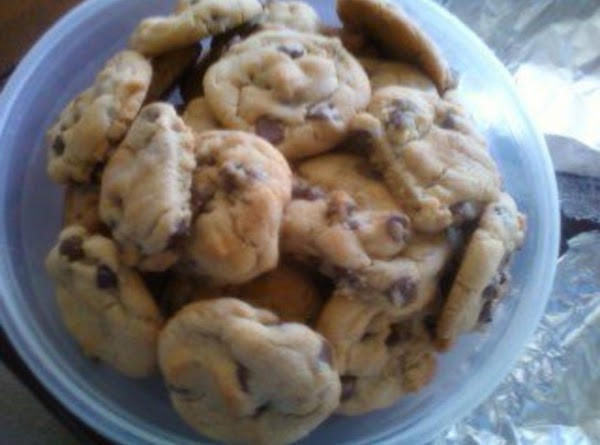 My Husbands Favorite Chocolate Chip Cookies  . Recipe