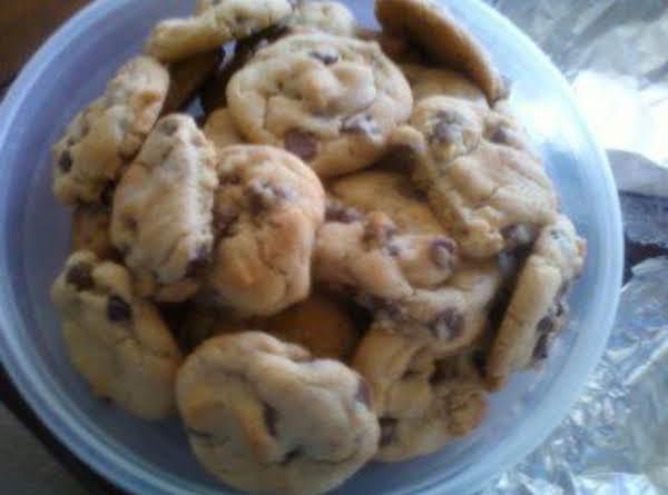 My Husbands Favorite Chocolate Chip Cookies  .