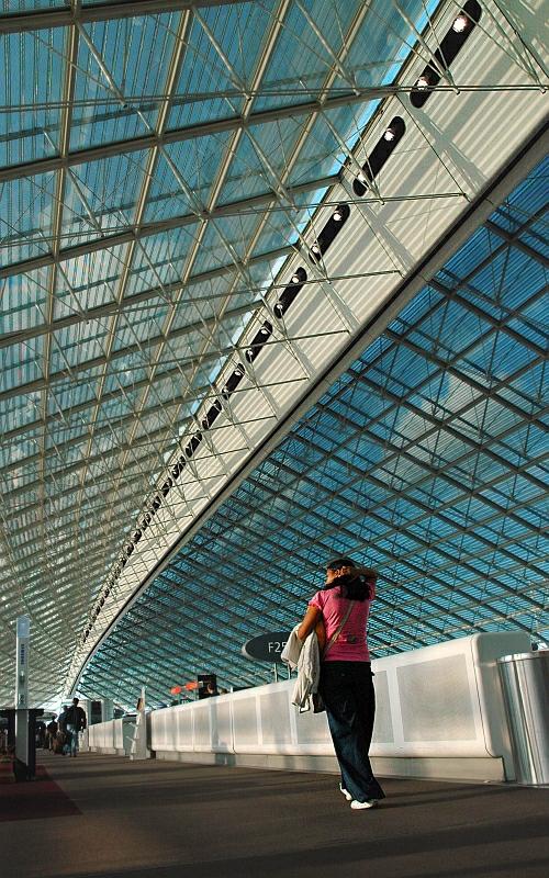 Terminal 2F. di Paolo Zanoni