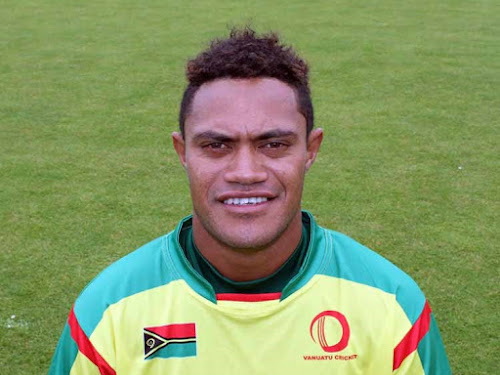 Tatts' new signing, Vanuatu cricketer Jelany Chilia, will more than likely make his debut for the club on Friday, January 19 in a T20 match against Crossroads Hotel at Collins Park.