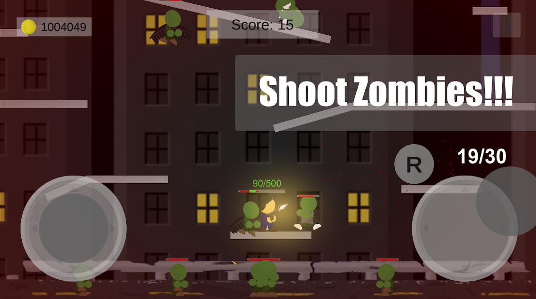 Zombie Shower