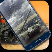 Tanks Battle Lock Screen