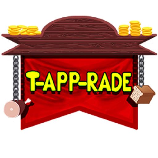 T-App-Rade 模擬 App LOGO-硬是要APP