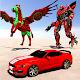 Download Flying Zebra Robot Car Transform: Robot War For PC Windows and Mac
