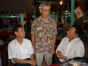 Photo: Hoàng, Thầy Ngọc, Nhân
