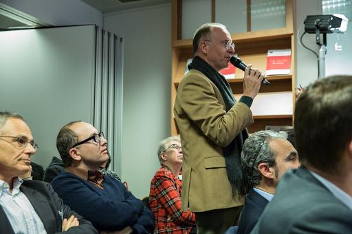 Club Les Echos Débats avec Maurice Lévy, Président du directoire de Publicis Groupe