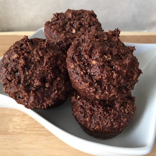 Chocolate Oat Brownie