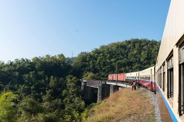 train to Thazi