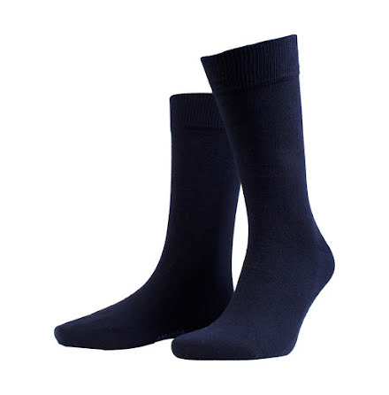 Amanda Christensen True ankle sock dark navy