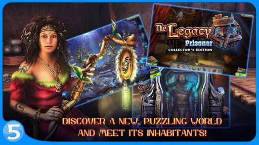 The Legacy: Prisoner (free-to-play) 1.0.1 de.gamequotes.net 2