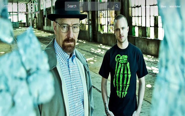 Breaking Bad Wallpapers New Tab