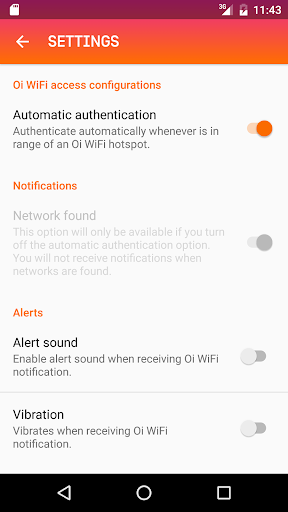 Oi WiFi 4.4.15 screenshots 6