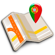 Map of Portugal offline