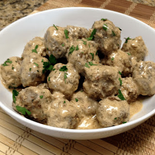 Keto Swedish Meatballs Recipe