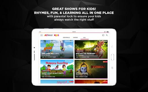 ALTBalaji for PC