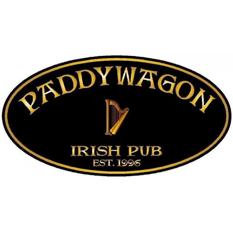 Logo for Paddy Wagon Irish Pub - Cape Coral