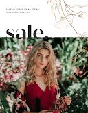 60% Off Sale - Flyer item