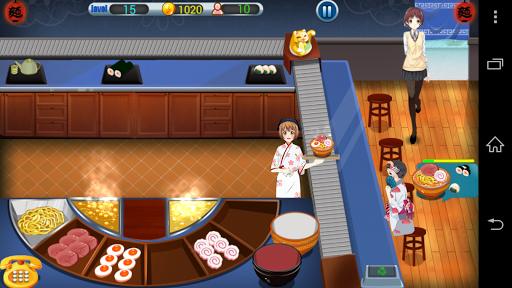 寿司拉面鬥一番
