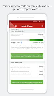 empreinte carte bancaire plafond L'Appli Société Générale   Apps on Google Play