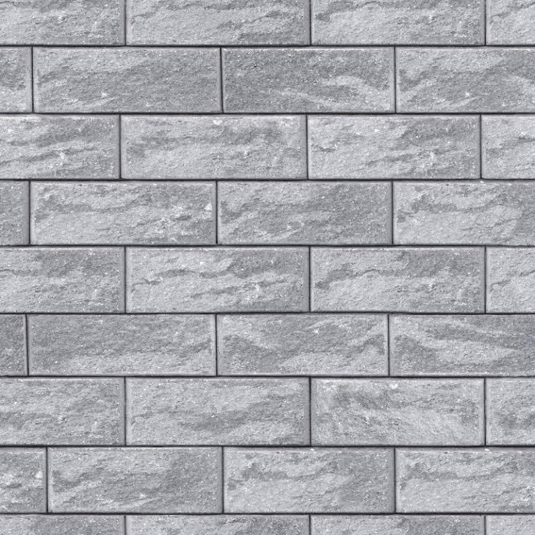 smooth textured brick wallpaper