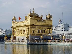 Photo: zlaty chram, pozlacen až 750kg zlata