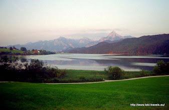 Photo: Weissensee.