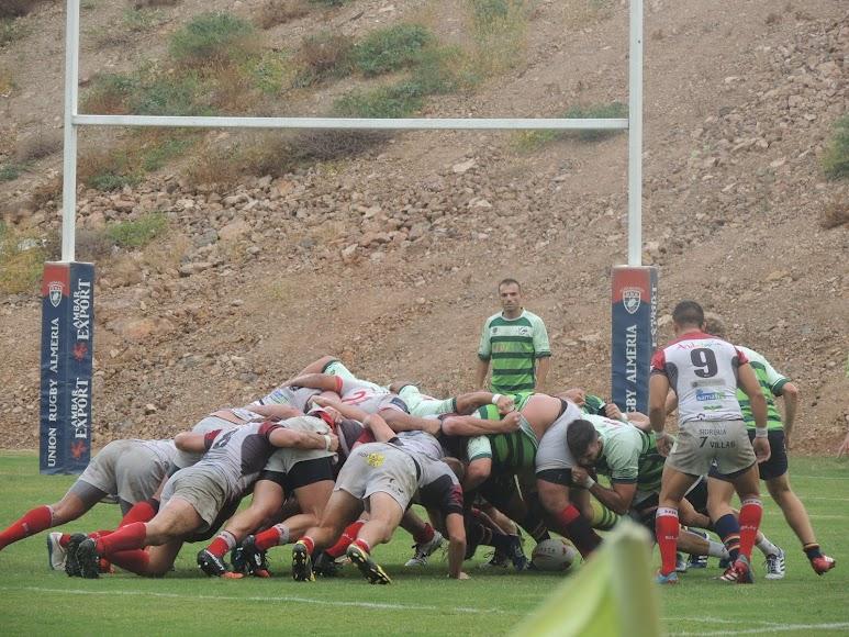 Rugby en el Juan Rojas.