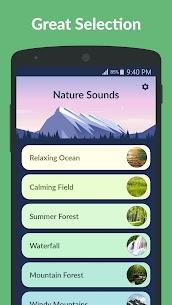 Nature Sounds 3.4.0 Android APK Mod 1