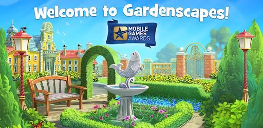 gardenscapes gratis