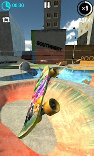 Real Skate 3D Screenshot 1