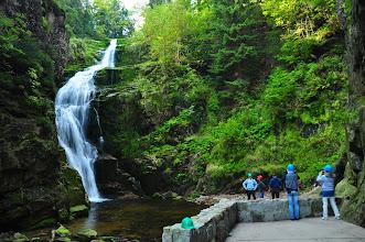 Photo: Wodospad Kamieńczyka, najwyższy wodospad w polskich Sudetach, wysokości 27 m