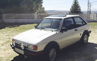 Ford Fiesta Xr2 1.6 Mk2 Rent Madrid